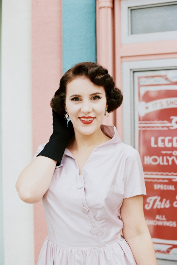 Samantha & Crew - Dapper Day - Fall 2019